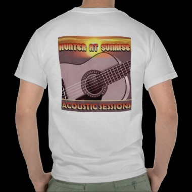 hunter at sunrise acoustic sessions value t shirt-r06583b14182f47d08e9b259bd18efa8c 804go 380